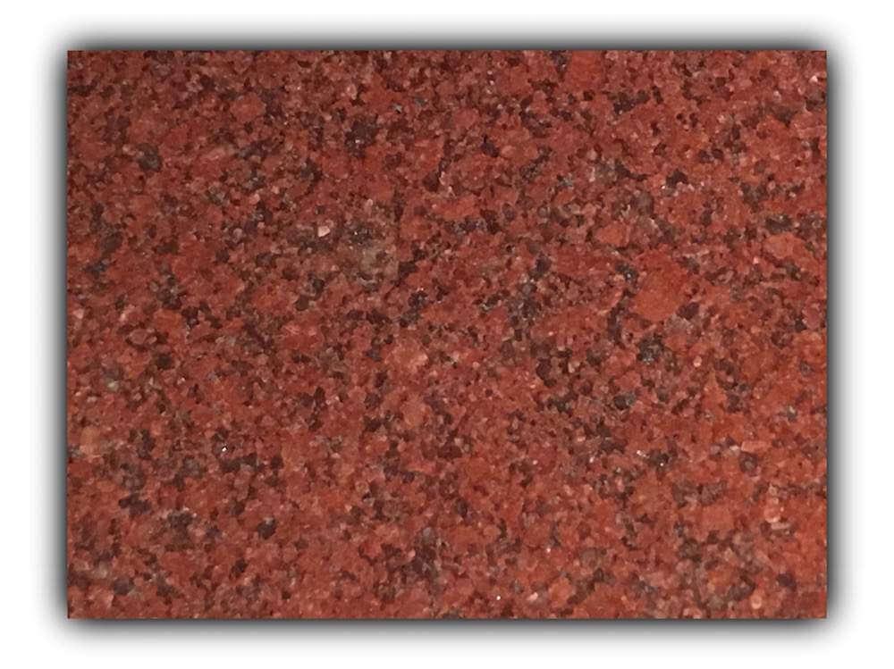 African Red granite tiles