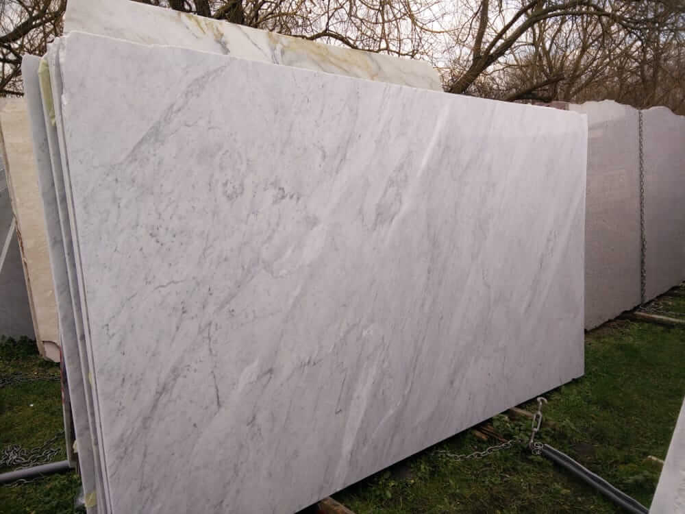 Bianca Carrara Marble Slab