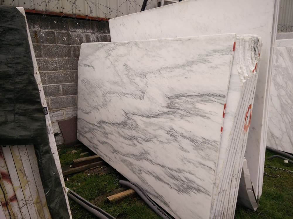 Calacatta Danby Marble Slabs