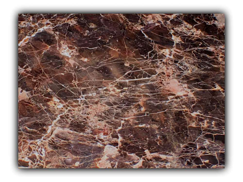 Marron Imperial marble tiles