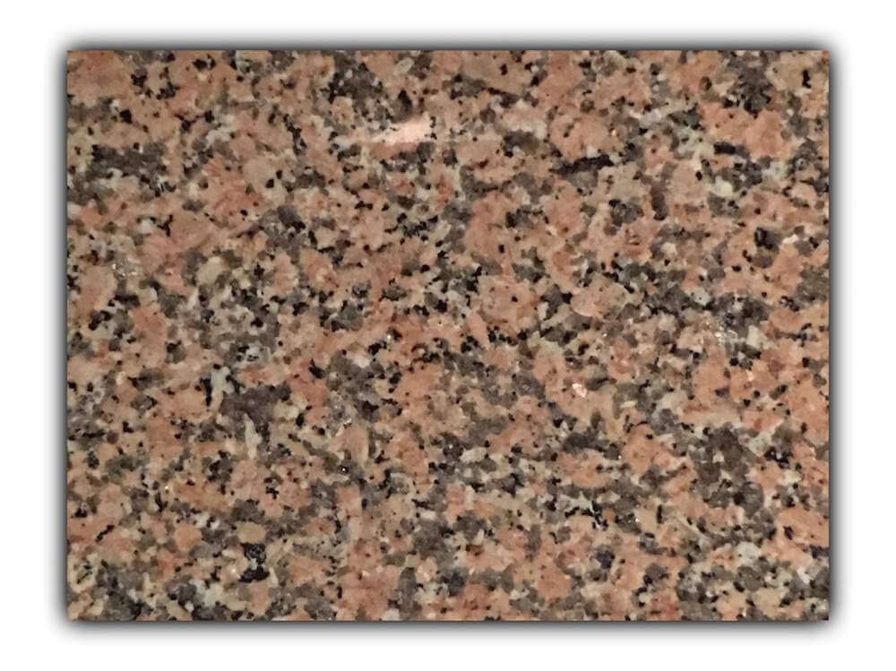 Rosa Porino granite tiles