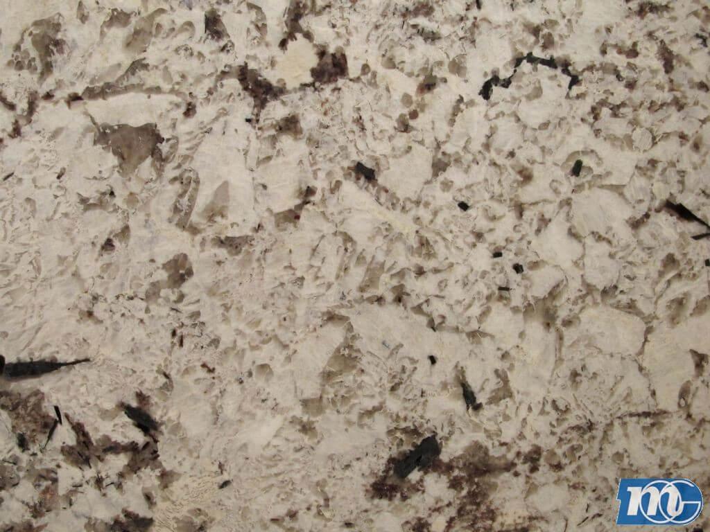 Delicatus White granite tiles