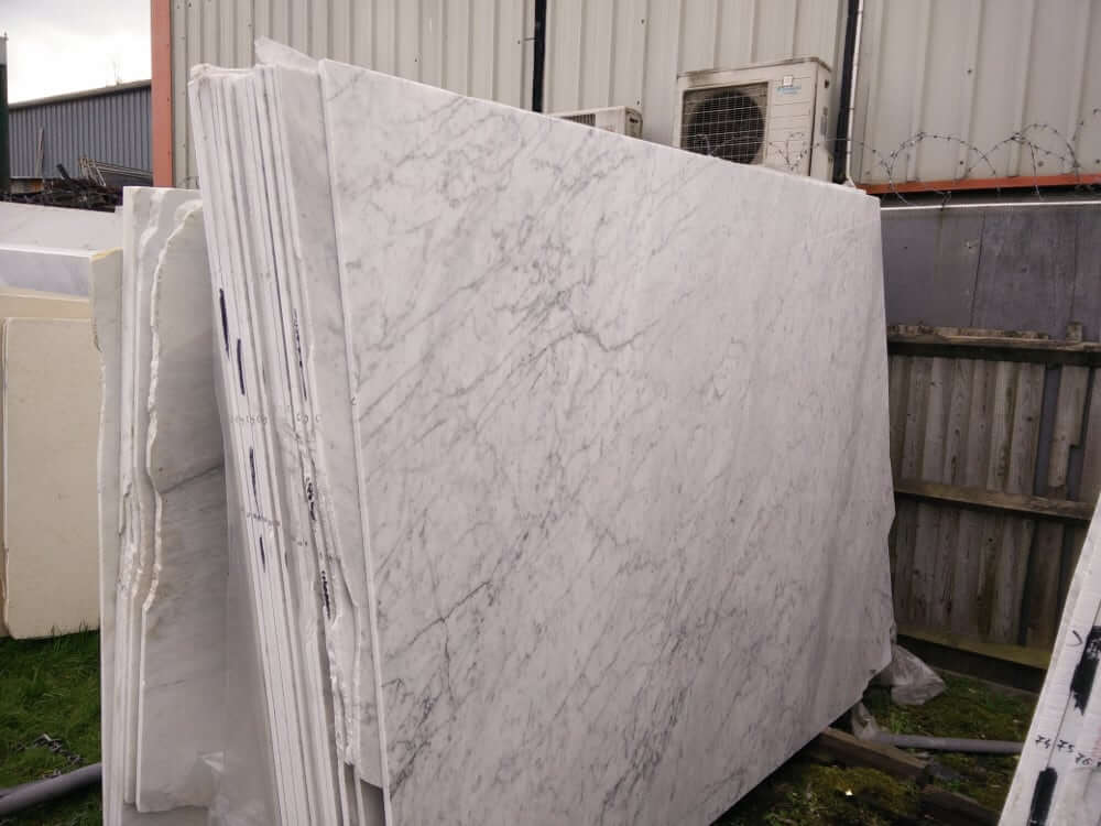 Carrara Marble Slabs