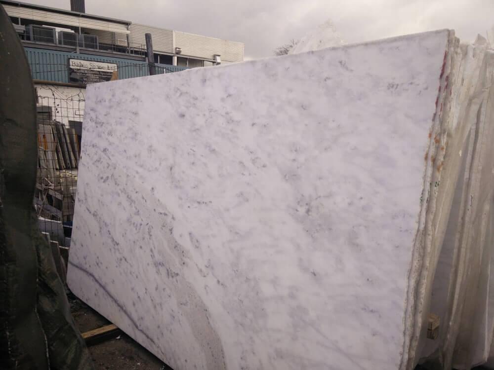 Brazilian White Marble Slabs