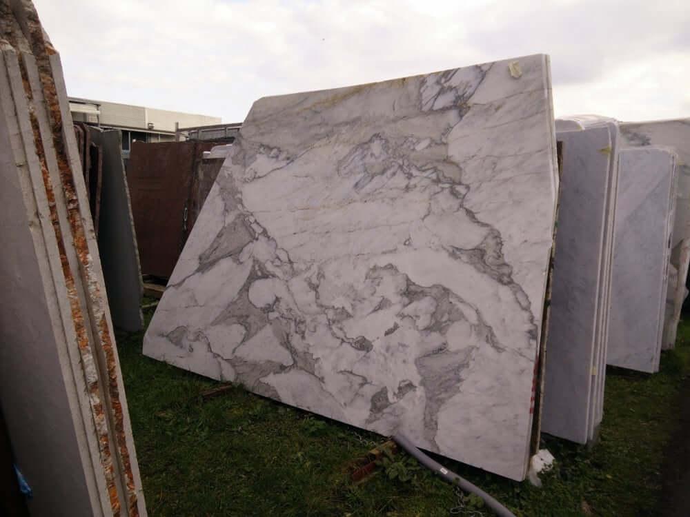 Calacatta Luna Marble slabs