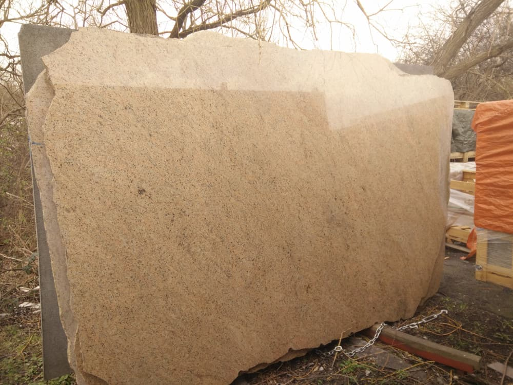 Giallo Veneziano Granite Slabs