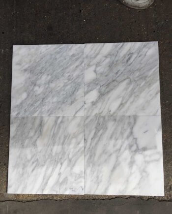 Calacatta Marble Tiles 30.5x30.5
