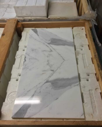 Statuario Marble Tiles 30.5x30.5