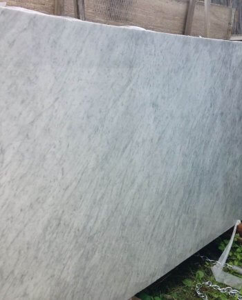 Carrara Marble Slab