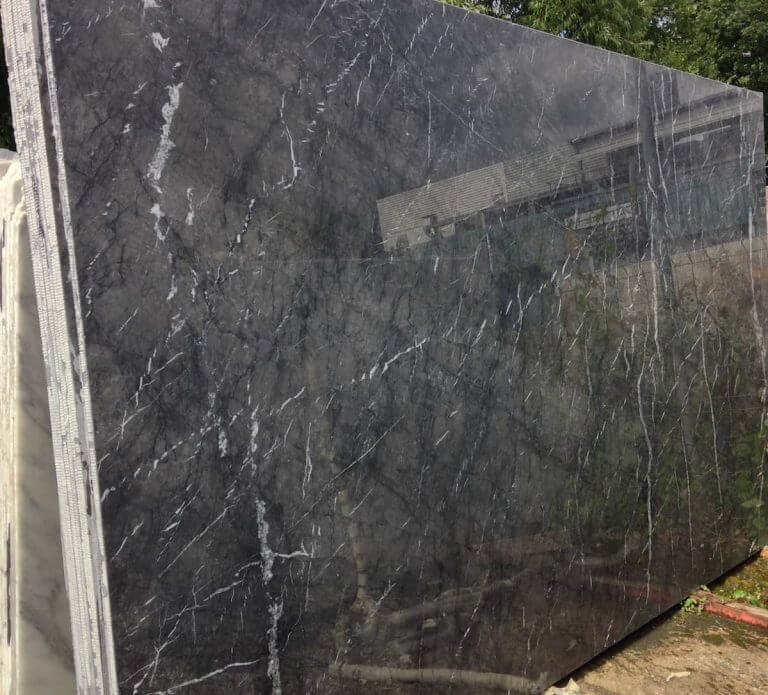Grigio Garnico Marble Slabs