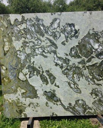 Atlantis Green Marble Slab