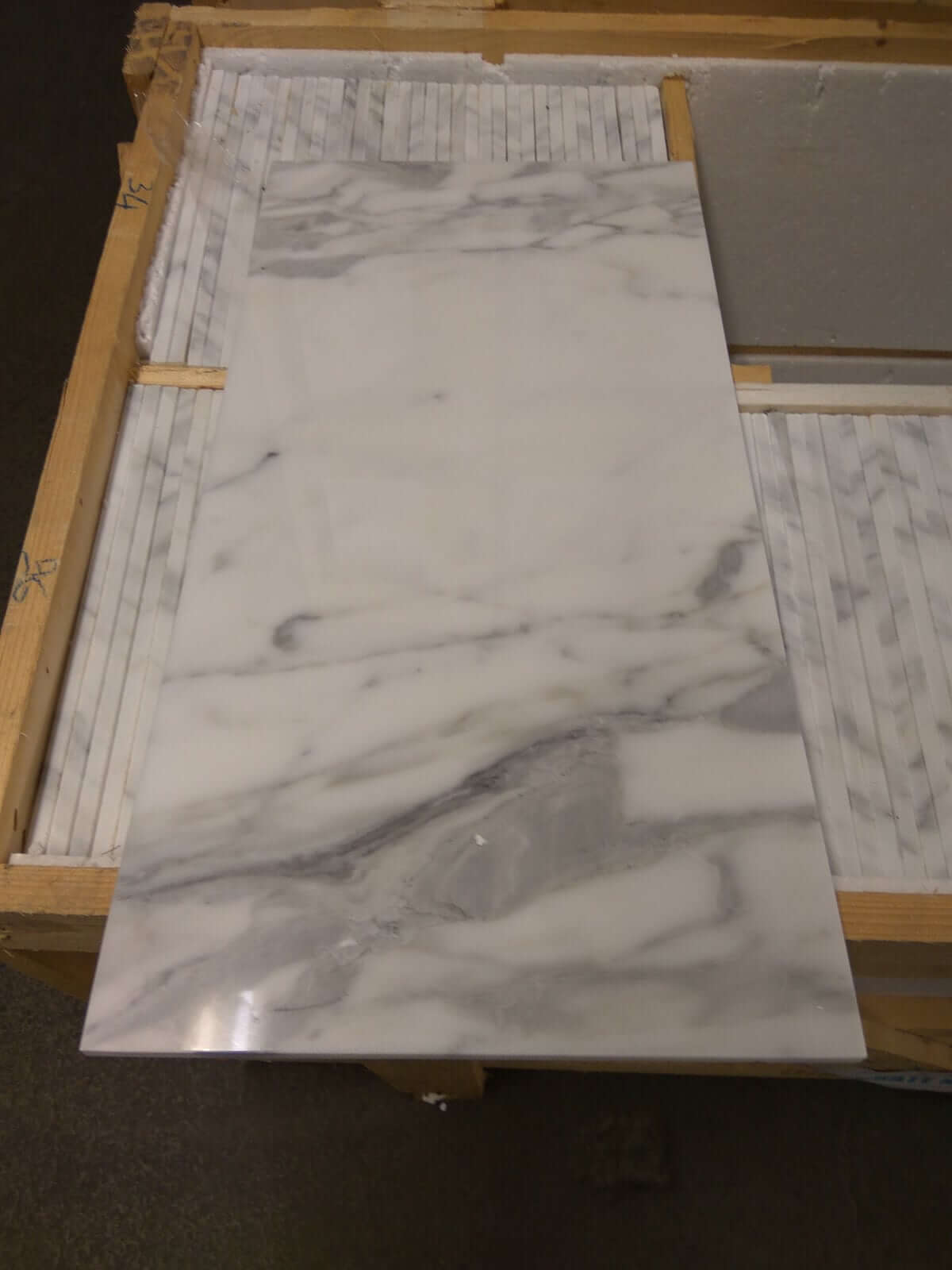 Statuario Marble Tiles
