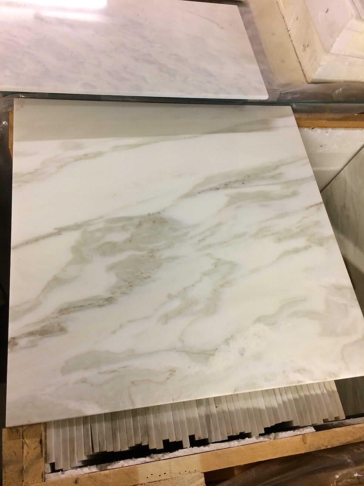 Calacatta Oro Marble Tiles 610x610