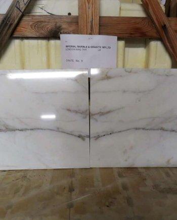 Calacatta Vagli Marble Tiles 305x305