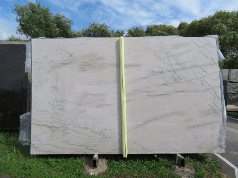 Calacatta White Macuabas cross cut Calacatta Brazil Quartzite