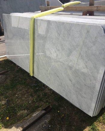 Carrara Marble Slabs 3cm