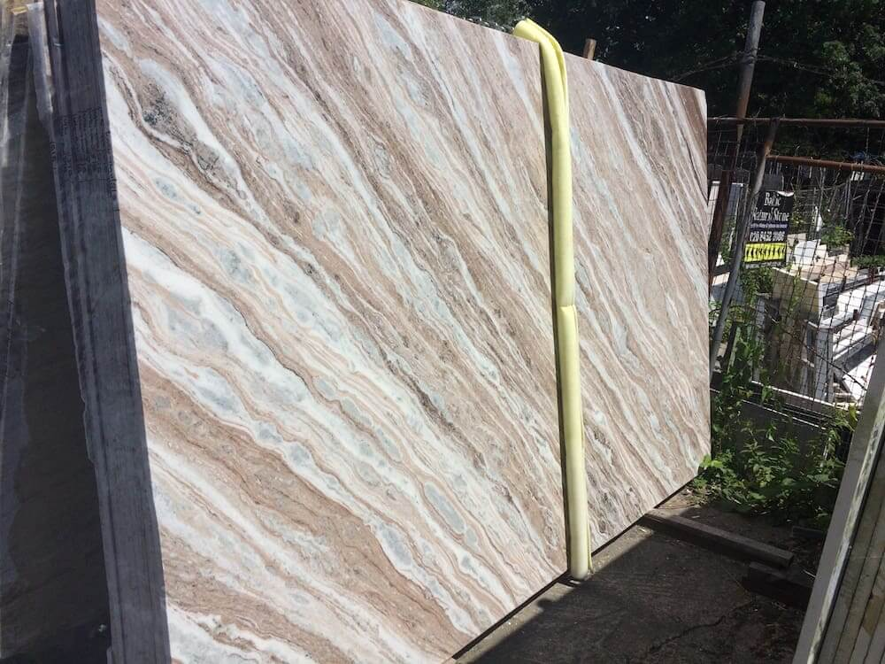 Sahara Eclipse Marble Slabs