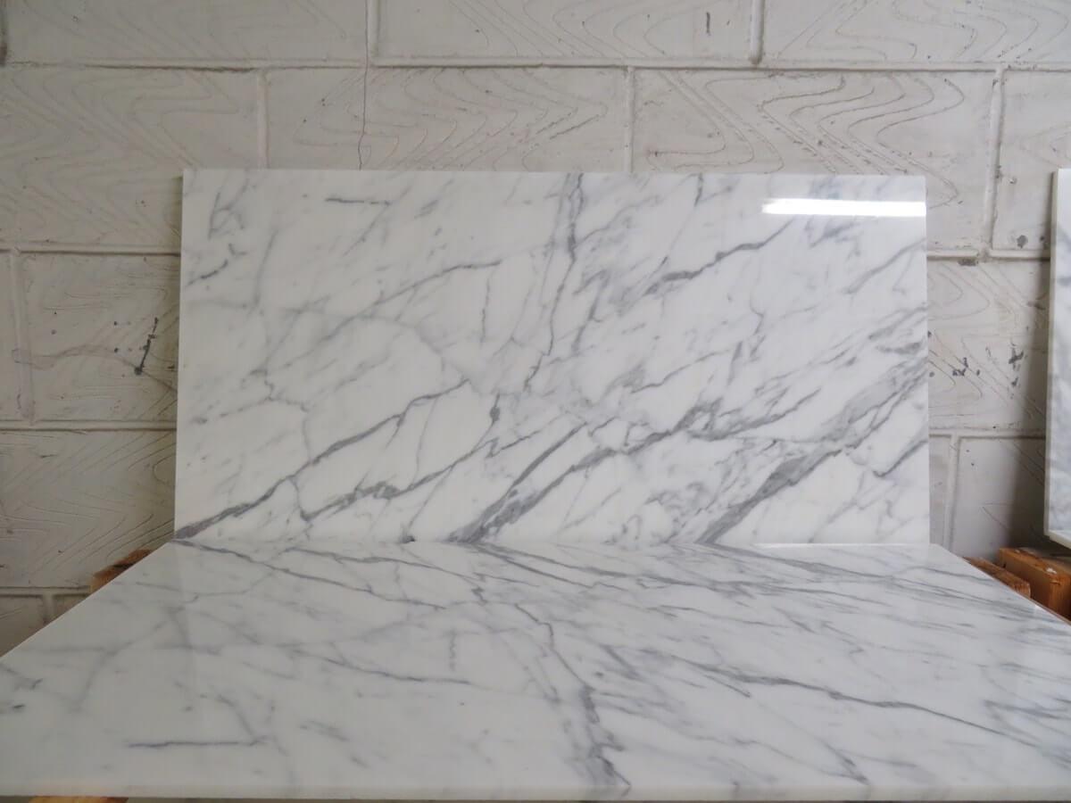 Statuario Marble Tiles 091x457