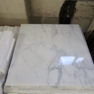 Statuario Marble Tiles 457 x 457
