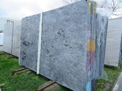 Grigio Eclipse Polished Quartzite Slabs