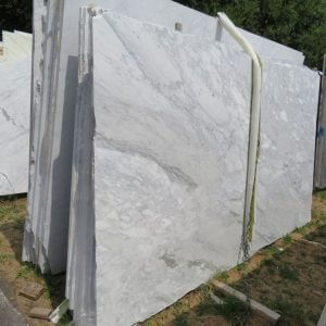 Arabescato Moonrock Marble Slabs