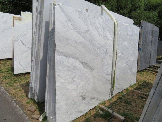 Arabescato Moonrock Marble Slabs