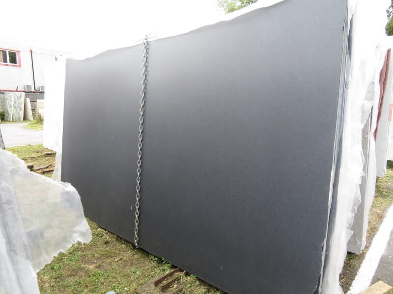 Absolute Black Honed Granite Slabs in London to Buy