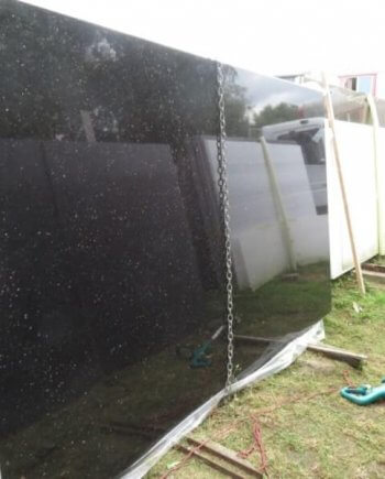 Black Galaxy Granite Slabs for sale in London