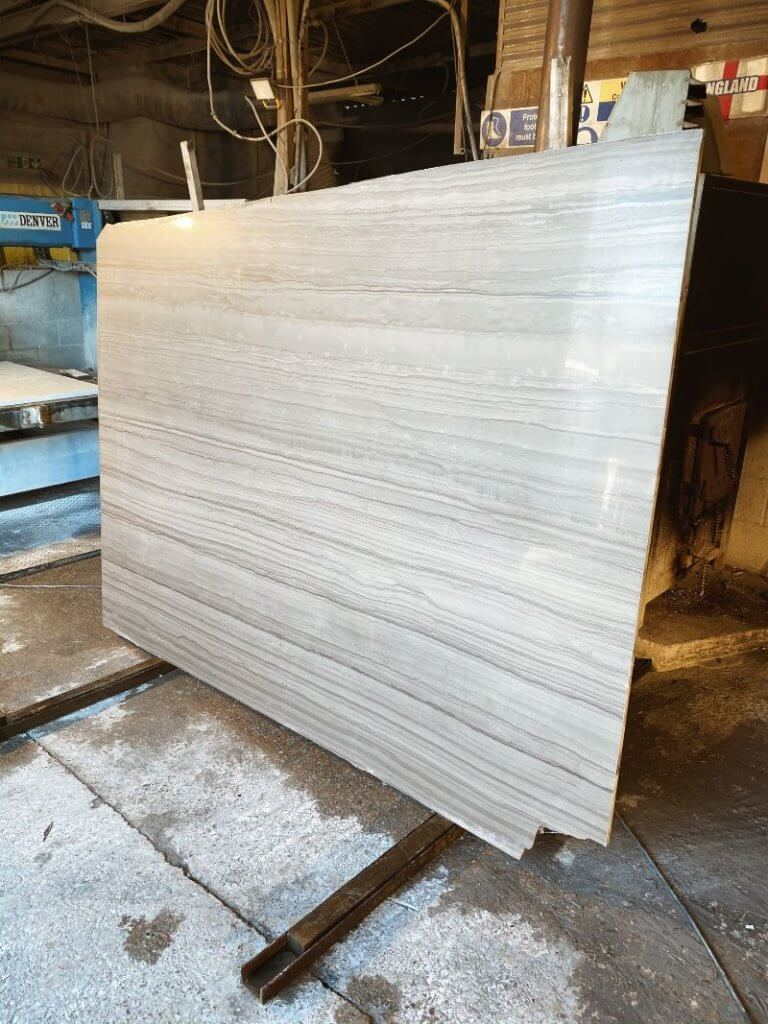 Armani Brown marble slabs
