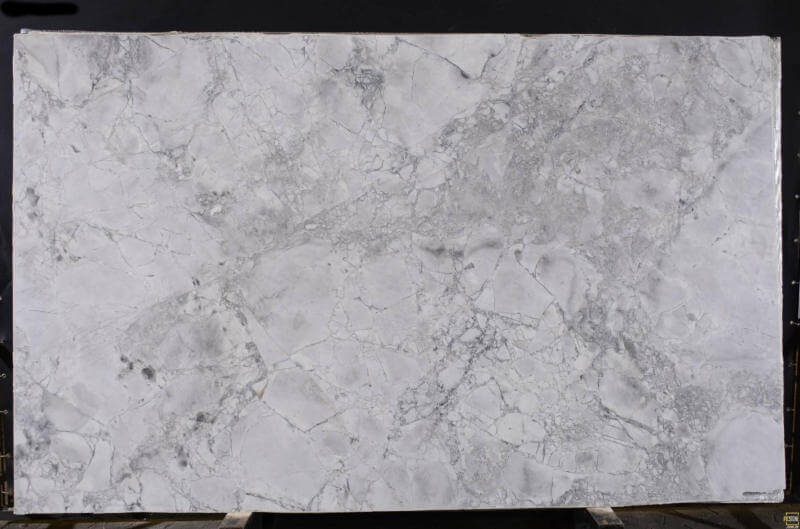 Bianco Eclipse Moon Rock Super White Honed Quartzite slabs
