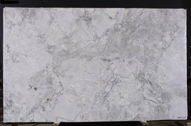 Bianco Eclipse Moon Rock Super White Honed Quartzite slabs