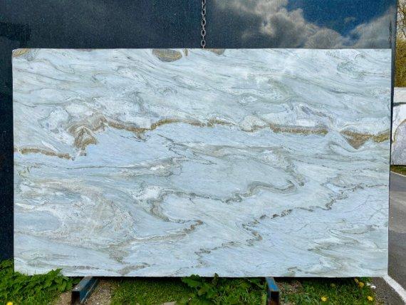 Palissandro Azure Marble Slab