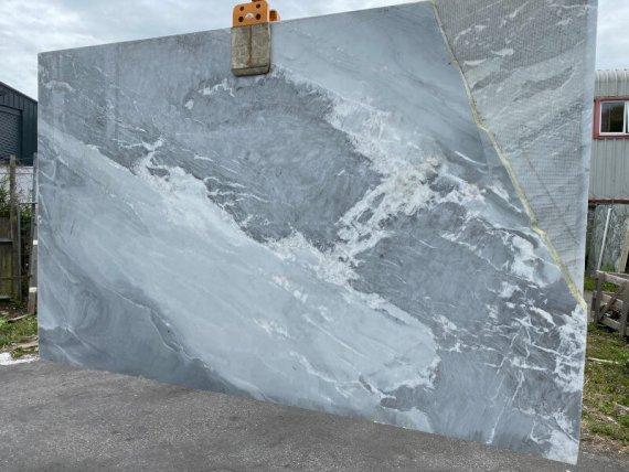 Palissandro Bluette Marble Slab