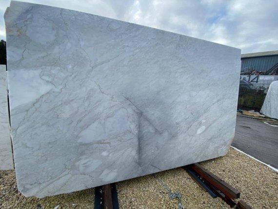 Calacatta Crema Marble Slabs