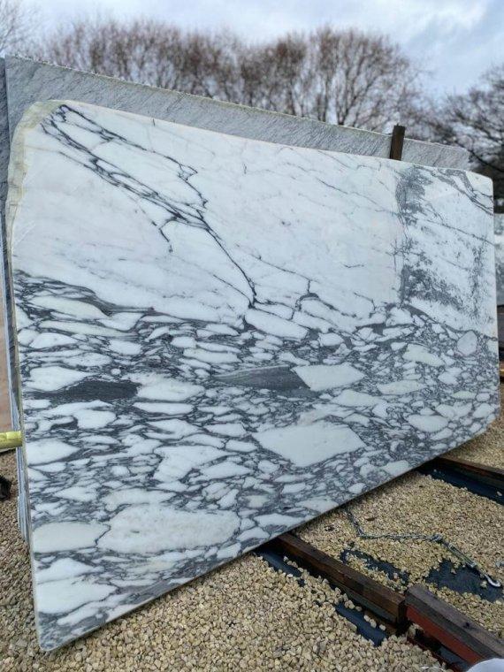 Statuario Corchia Marble Slabs
