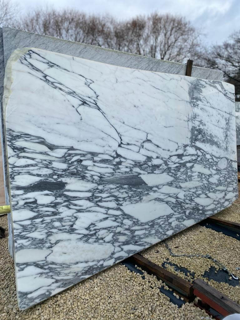 Statuario Corchia Marble Slabs