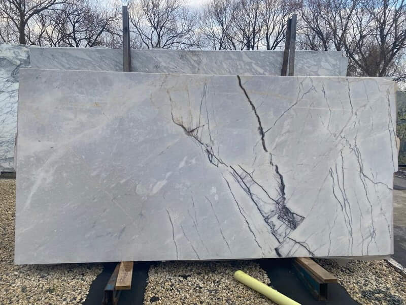 Lilac, Marble Slabs